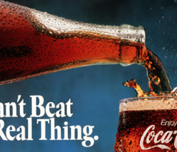 CocaCola: The Real Thing @ Marketing Week