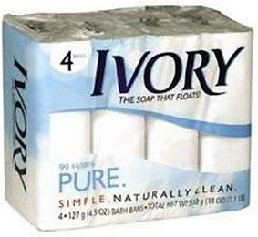 Ivory bar soap today