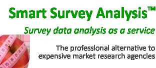 Survey Data Analysis service